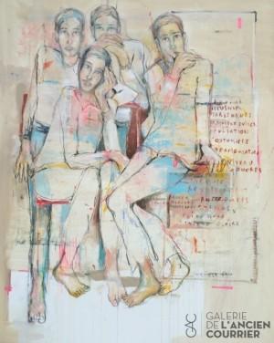 Galerie Montpellier | Elisa Cossonnet: Pulsation