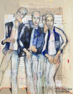 Galerie Montpellier | Elisa Cossonnet: Un dédale de mots