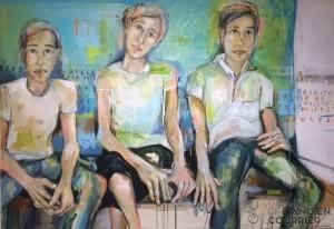 Galerie Montpellier | Elisa Cossonnet: Tribu