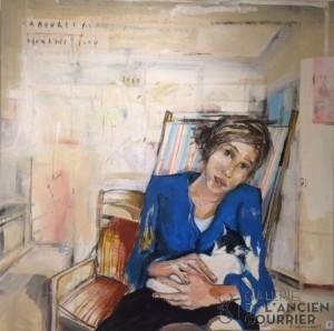 Galerie Montpellier | Elisa Cossonnet: Chaise longue