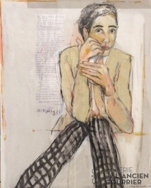 Galerie Montpellier | Elisa Cossonnet: Mon carnet