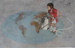 Galerie Montpellier | Rusiñol Masramon: Geografia domestica