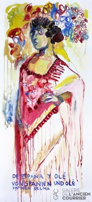 Galerie Montpellier | Carmen Selma: De España i ole