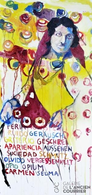 Galerie Montpellier | Carmen Selma: De España i ole II