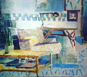 Galerie Montpellier | Kirsten Bøgh: On the persian carpet