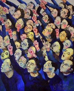 Galerie Montpellier | Carmen Selma: Los indignados