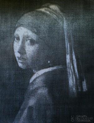 Galerie Montpellier | Accueil: La jeune fille à la perle