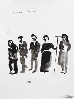 Galerie Montpellier | Carmen Selma: en el pais de los ciegos