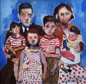 Galerie Montpellier | Carmen Selma: en mi casa solo estudiaron mis hermanos