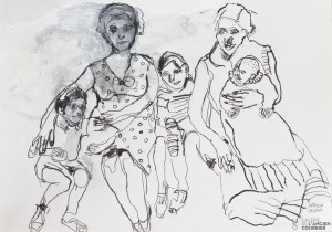 Galerie Montpellier | Carmen Selma: La merienda