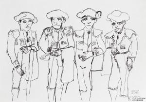 Galerie Montpellier | Carmen Selma: los cuatro siniestros