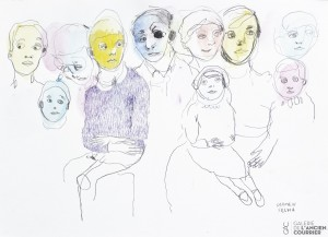 Galerie Montpellier | Carmen Selma: Otra familia incompleta