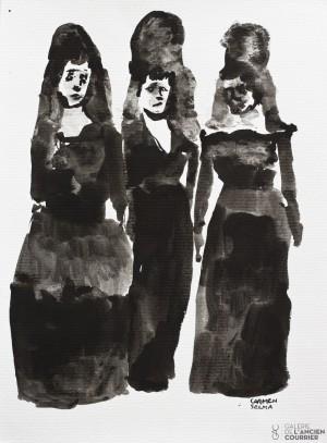 Galerie Montpellier | Carmen Selma: yo no se como fue