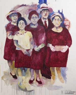Galerie Montpellier | Carmen Selma: Otra tarde de domingo