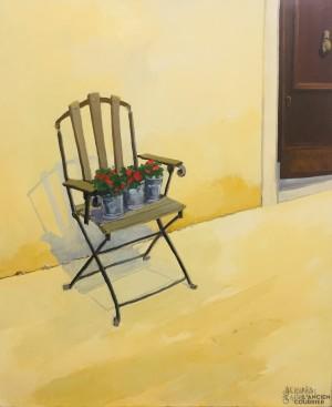 Galerie Montpellier | Bernard Calvet: Les impatiences