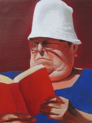 Galerie Montpellier | Fréderic Blaimont: Le chapeau blanc