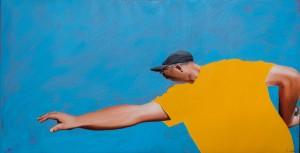 Galerie Montpellier | Fréderic Blaimont: Le tireur