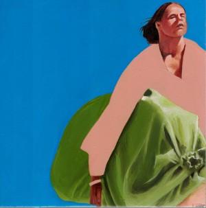 Galerie Montpellier | Fréderic Blaimont: Guerrier n°4