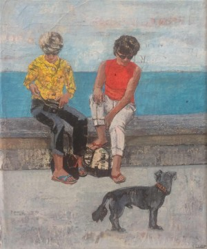 Galerie Montpellier | Rusiñol Masramon: Sur les quais