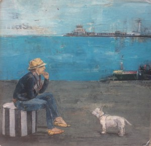 Galerie Montpellier | Rusiñol Masramon: Le port de Buren