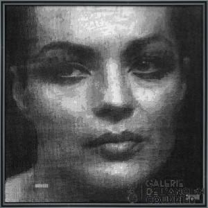 Galerie Montpellier   JM COLLELL: Romy Schneider
