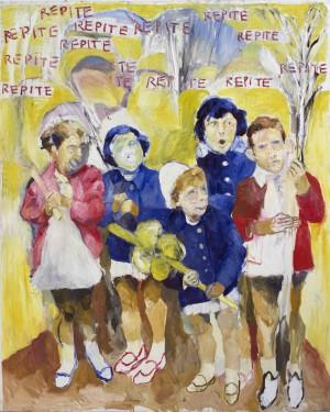 Galerie Montpellier | Carmen Selma: repite