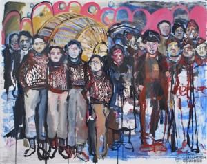 Galerie Montpellier | Carmen Selma: Ilusos