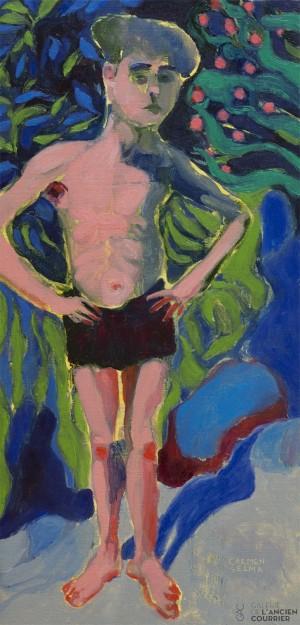 Galerie Montpellier   Carmen Selma: Adam