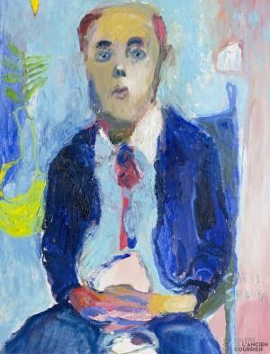 Galerie Montpellier | Carmen Selma: Monsieur vase