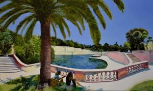 Galerie Montpellier | Accueil: Jardins de la Fontaine