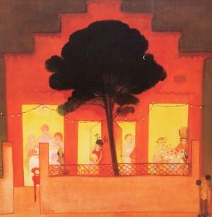 Galerie Montpellier | Linette Cajou: Carnon la nuit