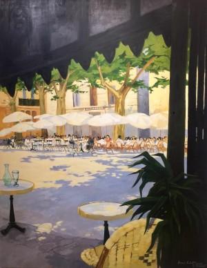 Galerie Montpellier | Bernard Calvet: Le Forum