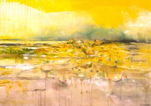 Galerie Montpellier | Elisa Cossonnet: Lumière citron