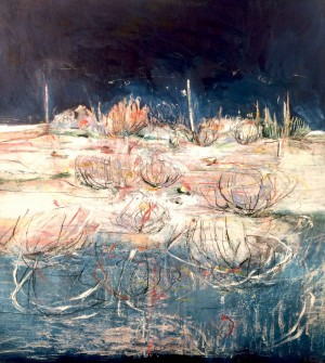 Galerie Montpellier | Elisa Cossonnet: Reflets de nuit