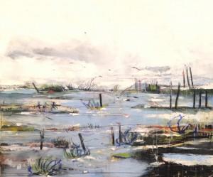Galerie Montpellier | Elisa Cossonnet: Marée basse