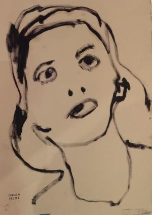 Galerie Montpellier | Carmen Selma: Une femme, un espoir