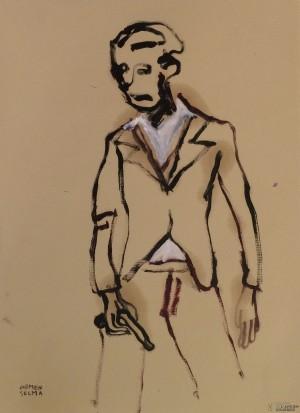 Galerie Montpellier | Carmen Selma: Moi le prédateur II