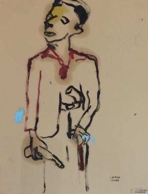 Galerie Montpellier | Carmen Selma: Moi, le prédateur III