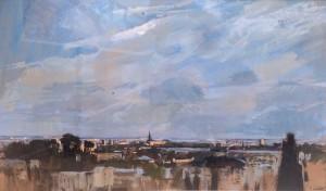 Galerie Montpellier | René Ferris: Les trois culminants