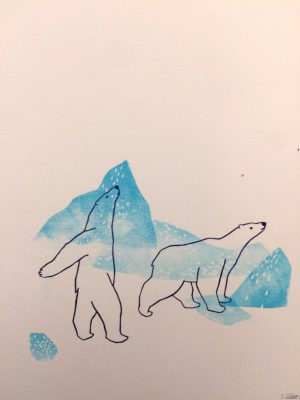 Deux ours