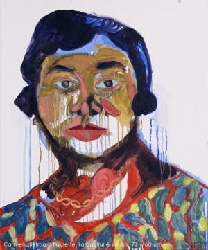 Galerie Montpellier | Carmen Selma: Paulette Nardal