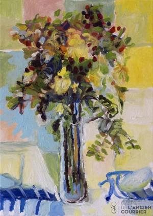 Galerie Montpellier | Carmen Selma: Je ne suis pas un bouquet de fleurs