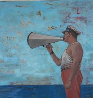 Galerie Montpellier | Rusiñol Masramon: Le Capitán