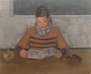 Galerie Montpellier | Rusiñol Masramon: La lectrice