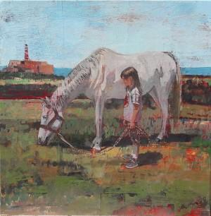 Galerie Montpellier | Rusiñol Masramon: Hipica