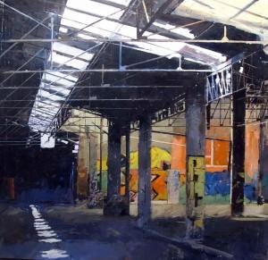 Galerie Montpellier | Christophe Marmey: Graffs