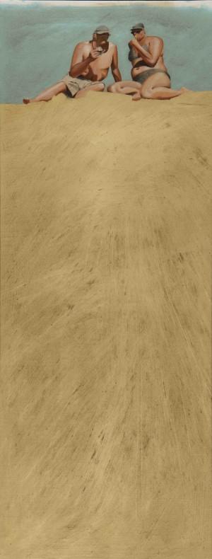 Galerie Montpellier | Fréderic Blaimont: Sur le sable