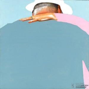 Galerie Montpellier | Fréderic Blaimont: Embrassade 9