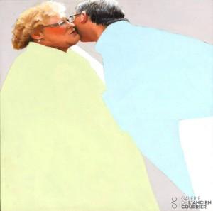 Galerie Montpellier | Fréderic Blaimont: Embrassade 10