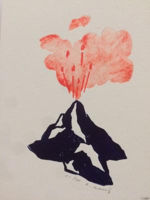 Petit volcan II